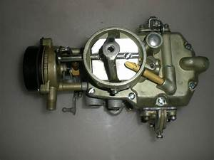 Autolite 1100 Carburetor 1965