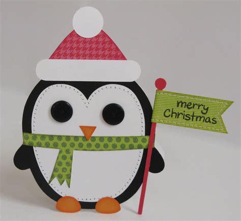 christmas crafts penguins