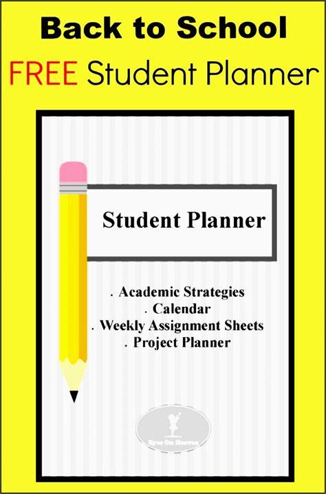 student assignment planner layout sampletemplatess