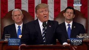 Donald Trump: Presidential Address To Congress (State of ...