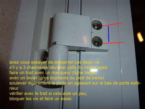 comment regler une porte d entree comment regler une porte d entree 28 images demonter paumelle rehau comment r 233 gler une