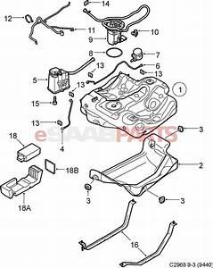 25932571  Saab Purge Valve - Evap Canister