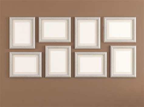 Bilder Richtig Aufhängen Anordnung by Passende Fotorahmen Finden Und Fotos Richtig Anordnen