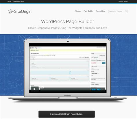 Wordpress Website Builder responsive layout builders  wordpress   hell 1095 x 953 · jpeg