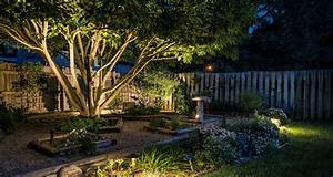 Landscape lighting as an additional revenue source
