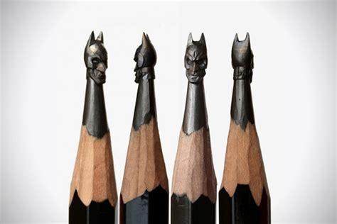 russian artist turns ordinary pencils  miniature