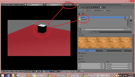How To Texture An Object And Keeping The