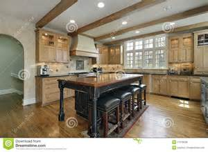 center island for kitchen kitchen with center island royalty free stock photos image 17279528