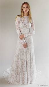 romantique by claire pettibone spring 2017 wedding dresses With lace wedding dresses 2017