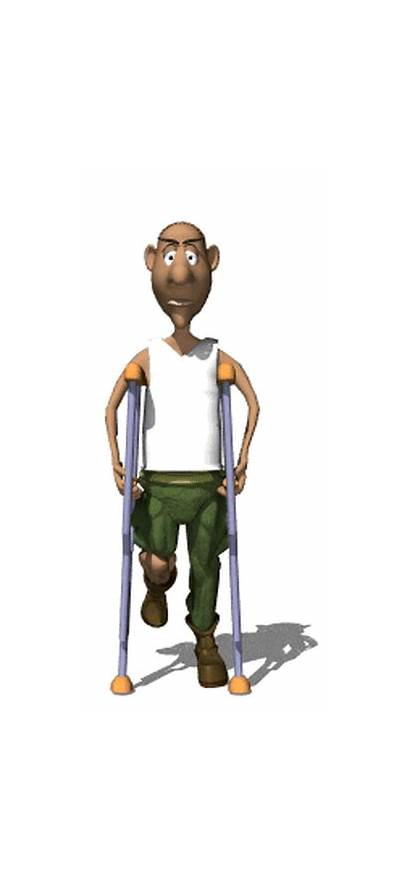 Crutches Gifs Crutch Gfycat Guy Tootoo Tilde