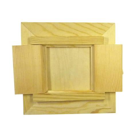 cadre photo en bois sous vitre 224 fen 234 tre 224 d 233 corer