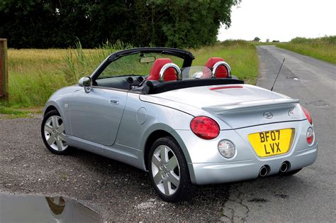 Review Daihatsu Copen by Daihatsu Copen Coupe Cabriolet Review 2004 2010 Parkers