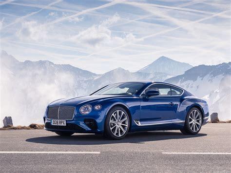 Bentley Continental Gt (2018)  Pictures, Information & Specs