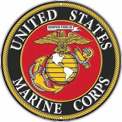 Marine Corps Marines Military Usmc Metal Branch