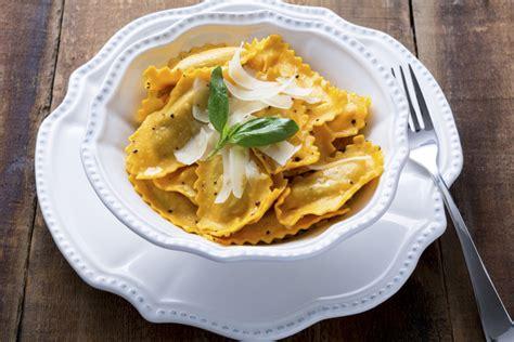 Ravioli Di Zucca Alla Mantovana by Ravioli Di Zucca Fatti In Casa Ricetta Unadonna