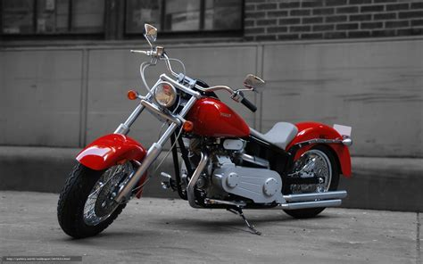 Download Wallpaper Classic Cruiser, Motorcycles Free