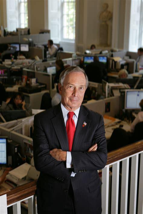 Michael Bloomberg Net Worth