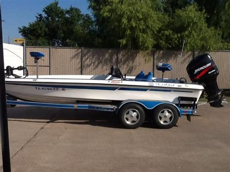 2000 Cobra Bass Boat For Sale by Viper 201 Boats For Sale