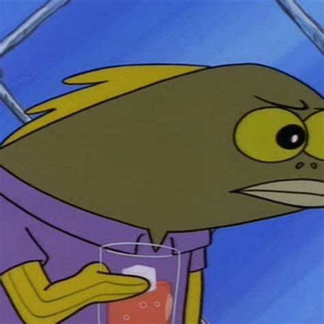 Spongebob Drink Dude Meme Generator
