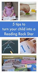 Top 5 tips to turn your child into a reading rock star ...