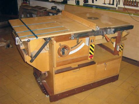 Cabinet Table Saw Canada hector acevedo s homemade table saw