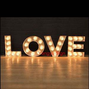 light up marquee letters amazing light up marquee letters With marquee love letters