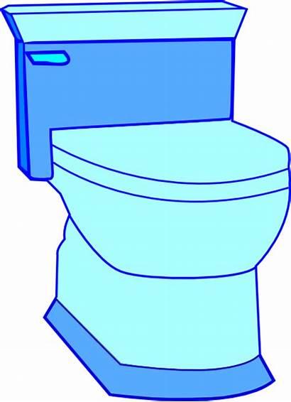 Toilet Clip Clipart Vector Clker Symbol Clipartix