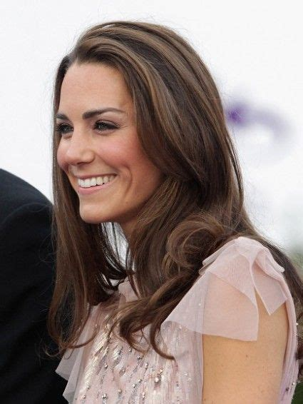 actress long 3 letters an open letter to kate middleton s hair hair lips and