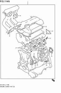 Engine Gasket Set For 2000  Plus