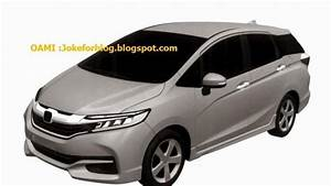 New Honda Fit  Jazz Shuttle Leaked In Patent Drawings