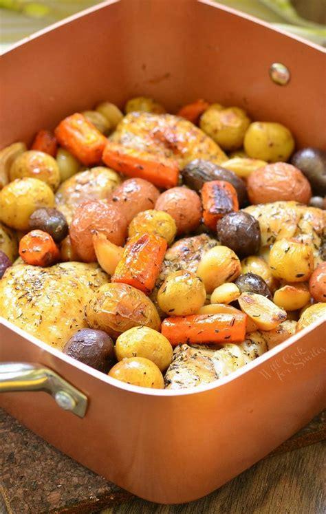 braised garlic chicken drumsticks  cook  smiles