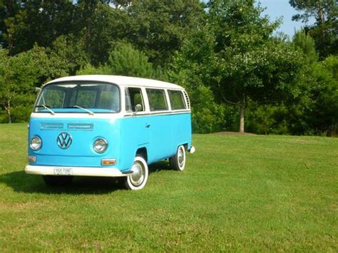 Purchase New 1969 Vw Baywindow Transporter Type 2 Microbus