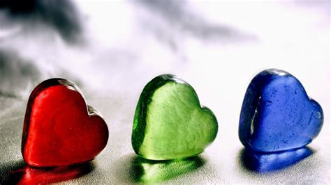 Find the large collection of 7200+ hearts background images on pngtree. Colorful Hearts Wallpapers - Wallpaper Cave