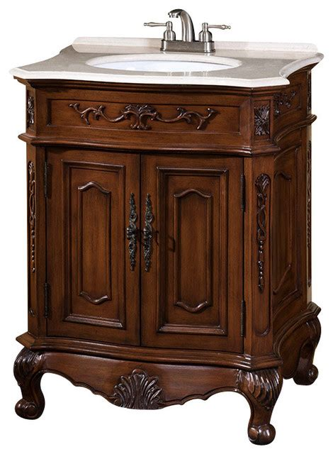 29 inch vanity cabinet 29 inch single sink vanity with marble top traditional
