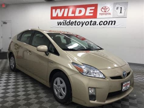Wilder Toyota by Used Car Of The Week Pre Owned 2010 Toyota Prius Wilde