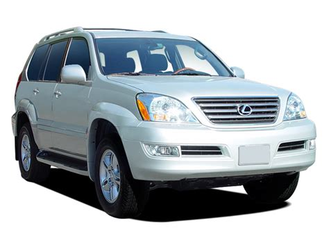 lexus truck 2007 2007 lexus gx470 review and rating motor trend