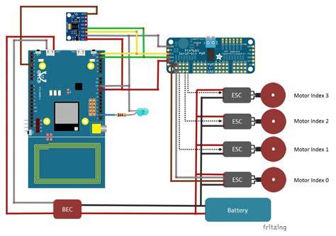 rtl8195 realtek quadcopter realtek iot arduino solution