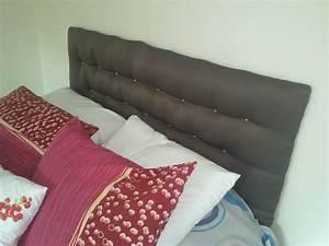 fabriquer tete de lit capitonnee phorlanxcom With salle À manger contemporaineavec chaise salle a manger capitonnàé