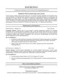 estate household manager resume property manager resume berathen