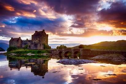 Eilean Castle Donan Wallpapers