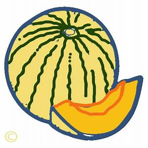 Melon Clipart | Clipart Panda - Free Clipart Images