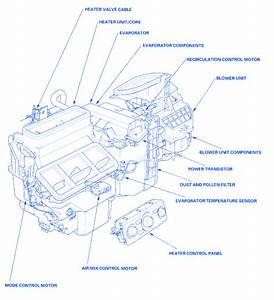 Honda Pilot 2000 Engine Electrical Circuit Wiring Diagram