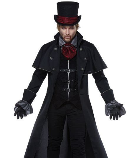 Victorian Gothic Male Vampire - Hollywood Costumes