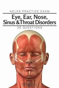 Nclex Exam  Eye  Ear  Nose  Sinus  And Throat Disorders