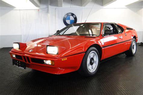 1978 Bmw M1- Bmw Works Car