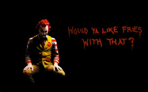 Ronald Background The Joker Ronald Mcdonald Black Background Wallpapers
