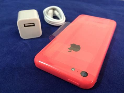 used iphone 5c verizon apple iphone 5c 8gb in pink 4g ios smartphone verizon