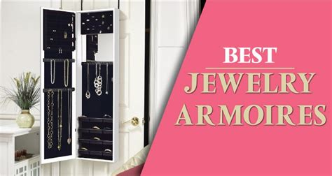 [recommended] Best Jewelry Armoires In 2018 Reviews