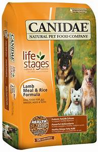 Canidae dog food reviews expert39s top choices for 2018 for Candide dog food