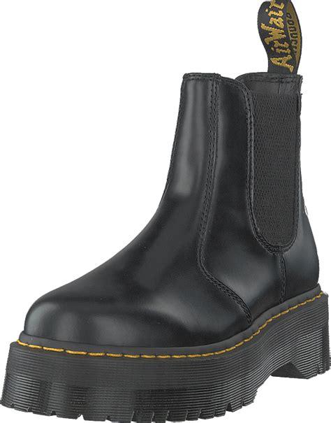 buy dr martens  quad black shoes  footwaycouk